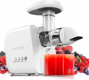 Juicer With High Juice Yield And Germany EMGEL Motor