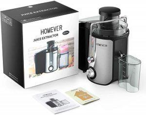 Homever Centrifugal Juicer B07G522BG1 review