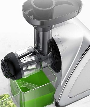 Homever Slow Masticating Juicer Extractor AMR-520 review