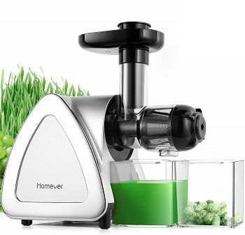 Homever Slow Masticating Juicer Extractor AMR-520