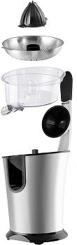 Big Boss Stainless Steel Electric Citrus Juicer review