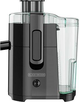 Black And Decker JE2400BD Juice Extractor