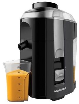 Black + Decker JE2200B Fruit and Vegetable Juice Extractor review