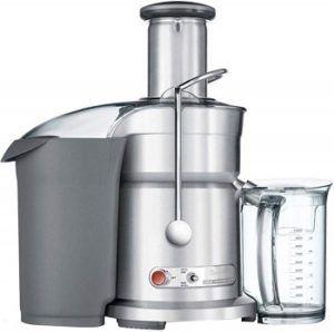Breville 800JEXL Juice Fountain Elite Juice Extractor review