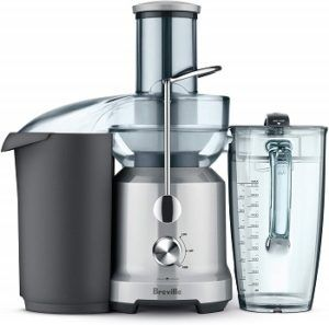 Breville BJE430SIL Cold Juice Fountain