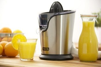 Dash Electric Citrus Juicer Extractor JB085SS review