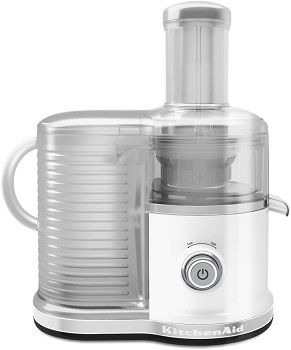 KitchenAid KVJ0333WH Easy Clean Juicer