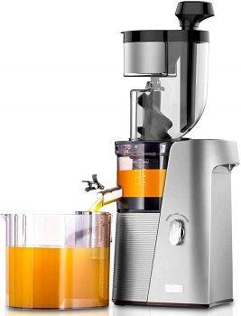 SKG A10 Cold Press Masticating Juicer review