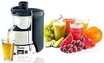 Santos 50 Fruit And Vegetable Juice Extractor review
