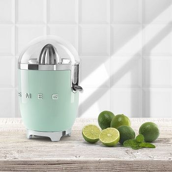 Smeg CJF01 Citrus Juicer  review
