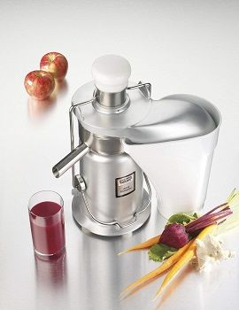Waring Commercial JE2000 Heavy-Duty Juice Extractor review