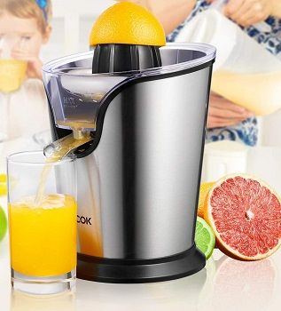 Aicok GS-401Stainless Steel Citrus Juicer review