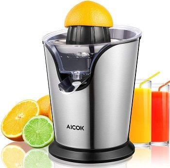 Aicok GS-401Stainless Steel Citrus Juicer