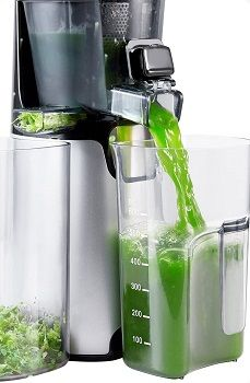 Aicok Slow Masticating Juicer ExtractorJE6008 review