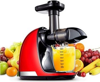Amzchef Slow Juicer Professional Cold Press Juicer review