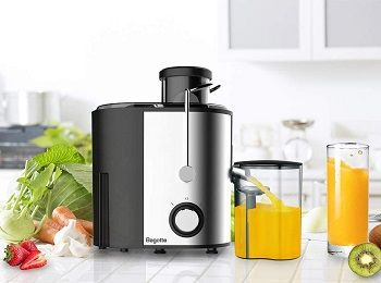 Bagotte Compact Vegetable Juicer Machine review
