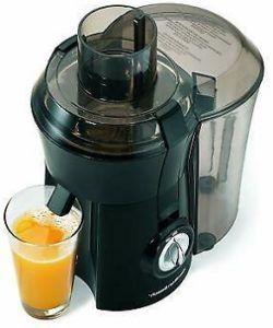 Hamilton Beach Juicer Machine 67601A review