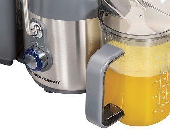 Hamilton Beach Premium Juicer Machine review