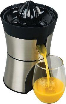 Juiceman JCJ150S Automatic Citrus Juicer review