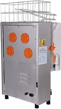 Juicer Machine Automatic Orange Squeezer review