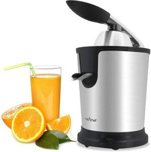NutriChef PKJCR305 Electric Juice Press