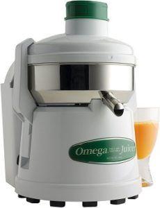 Omega J4000 Fruit And Vegetable Juicer