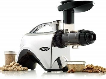 Omega NC900HDC Masticating Juicer Extractor review