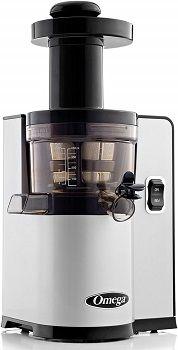 Omega VSJ843QS Vertical Slow Juicer