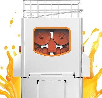 Suncoo Commercial Automatic Citrus Juicer Machine review