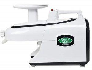 Tribest GSE-5000 Greenstar Elite Cold Press Complete Masticating Juicer