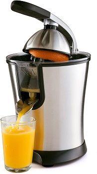 Eurolux Electric Orange Juicer Squeezer review
