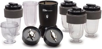 Maxi-Matic Personal Drink Blender review