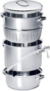 Mehu-Liisa Stainless Steel Steam Juicer review