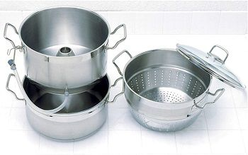 Norpro 624 Stainless Steel Steamer review
