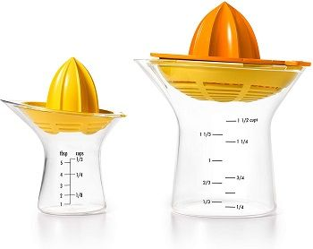 Oxo 111-800 Small Citrus Juicer review