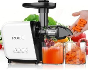 KOIOS Slow Masticating Juicer Extractor